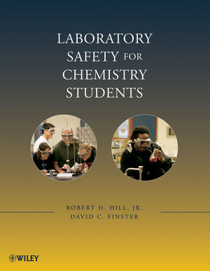 Image of the cover of LABORATORY SAFETY FOR CHEMISTRY STUDENTS
